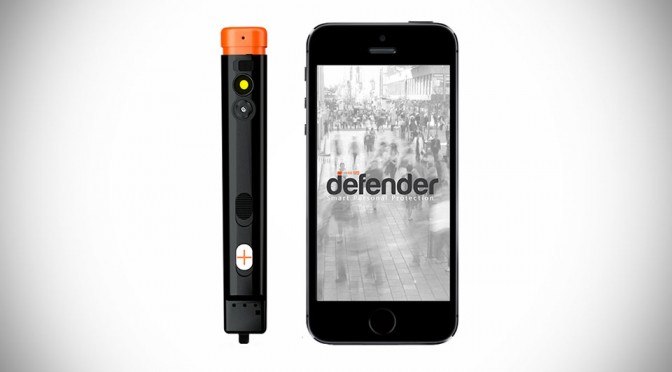 The Defender Smart Personal Protection