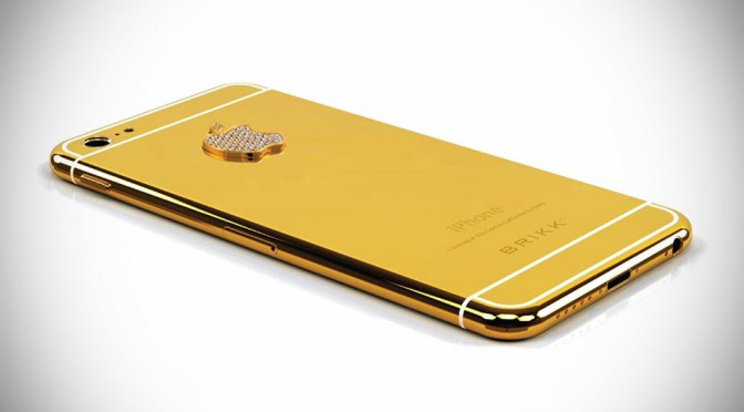 The Lux iPhone 6 by Brikk