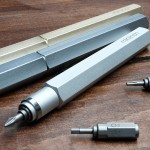 Tool Pen Is A Handy Tool Kit That Reminisce Of The Pop-A-Point Pencil
