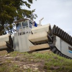 U.S. Marines Would-Be Amphibious Transporter Looks Like A Doomsday Machine