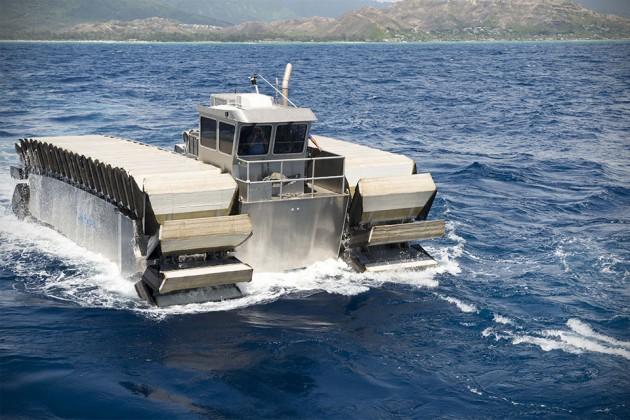 U.S. Marine's Ultra Heavy-Lift Amphibious Connector