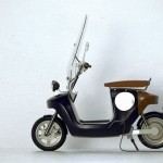 Could The Be.e Bio-based Electric Scooter Be As Iconic As The Vespa?