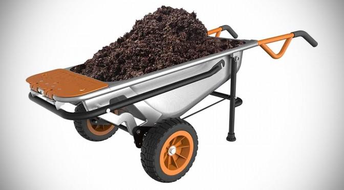 WORX Aerocart Multifunction Wheelbarrow