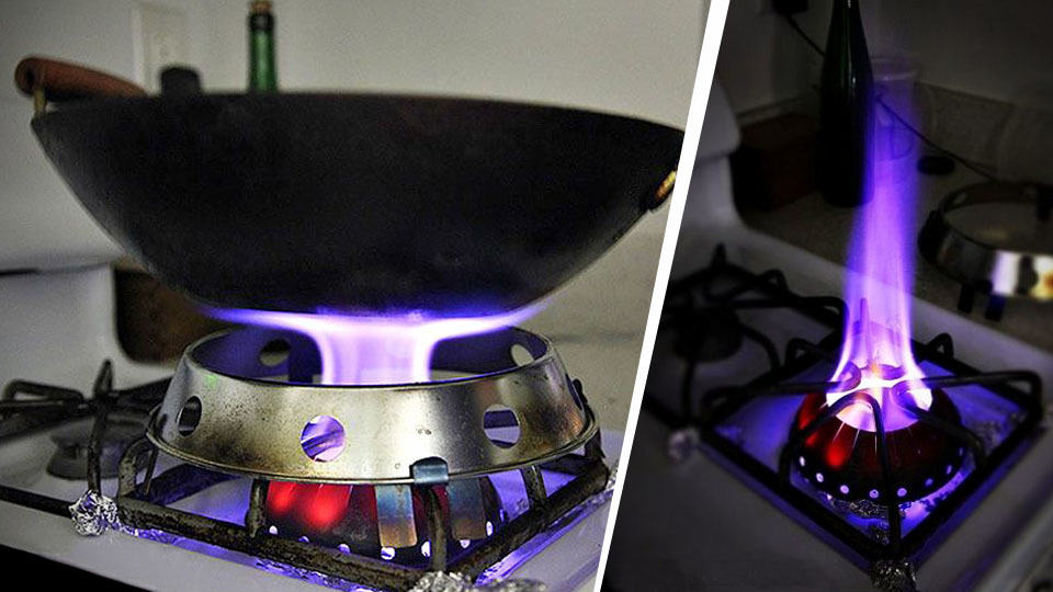 Wokmon Brings Breath Of The Wok To Your Home Cooking