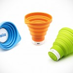 This Emergency Cup Look-A-Like Is Actually A Collapsible Bluetooth Speaker