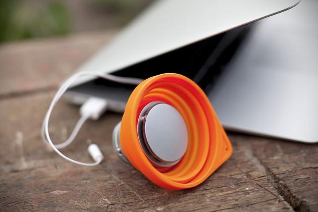 aiia SSSSSpeaker Collapsible Bluetooth Speaker