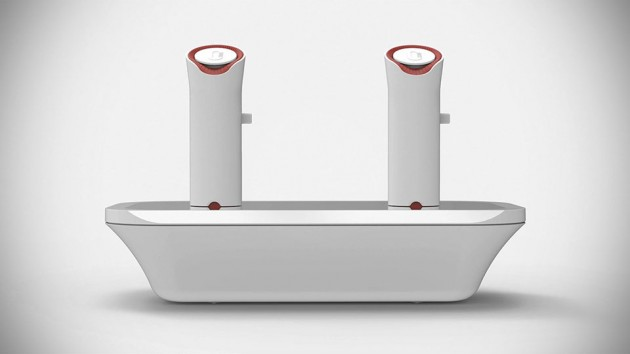 oPhone DUO Scent-based Mobile Messaging