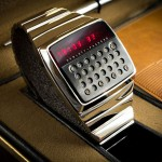 This 1977 HP LED Calculator Watch Is Probably The Grandaddy Of Today's Smartwatch
