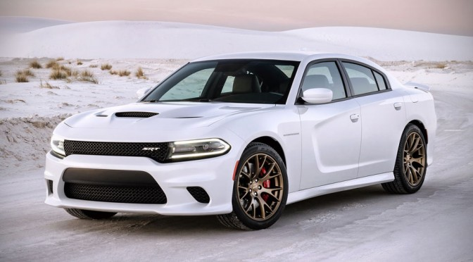 With 707 HP, The Dodge Charger SRT Hellcat Is The World's Most Powerful And Fastest Sedan