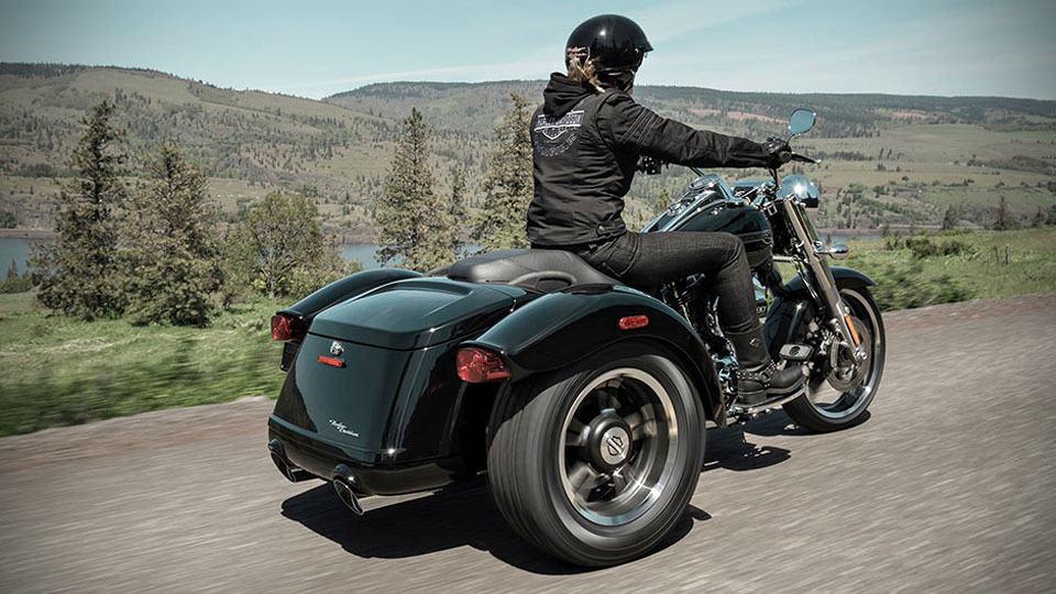 2015 Harley Davidson Freewheeler Trikeon 2014 Harley Davidson Trike Tri Glide Ultra