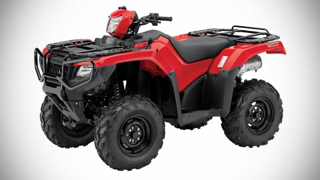 Honda FourTrax Foreman Rubicon 4×4 Gets Updated For 2015 With No Less ...