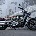 Indian Introduces Scout, Probably The Sportiest Cruiser Bike Yet