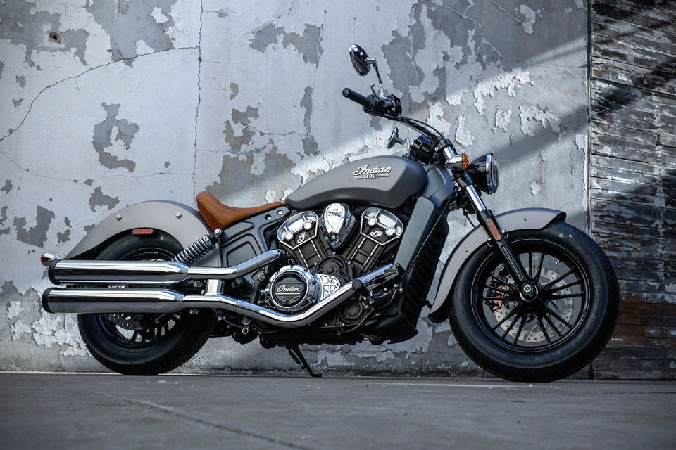 Indian Introduces Scout, Probably The Sportiest Cruiser