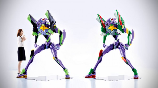 You Can Buy This 6.5 Feet Tall Evangelion Statue From Japan's 7-Eleven