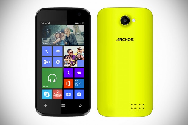 ARCHOS 40 Cesium Windows Phone