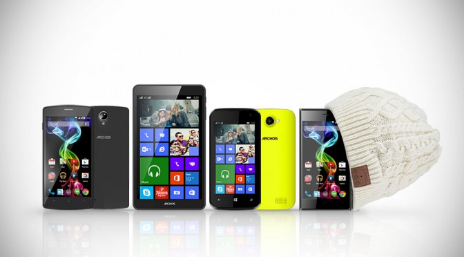 ARCHOS Unveils A Handful Of New Gadgets Ahead Of IFA 2014, Including Super Budget Windows Devices