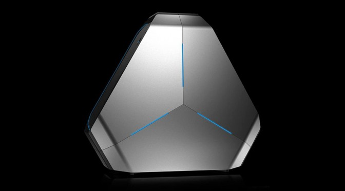 Alienware Upcoming Area-51 Gaming Rig Is As Alien As It Can Be. Hint: It Ain't A Typical Tower