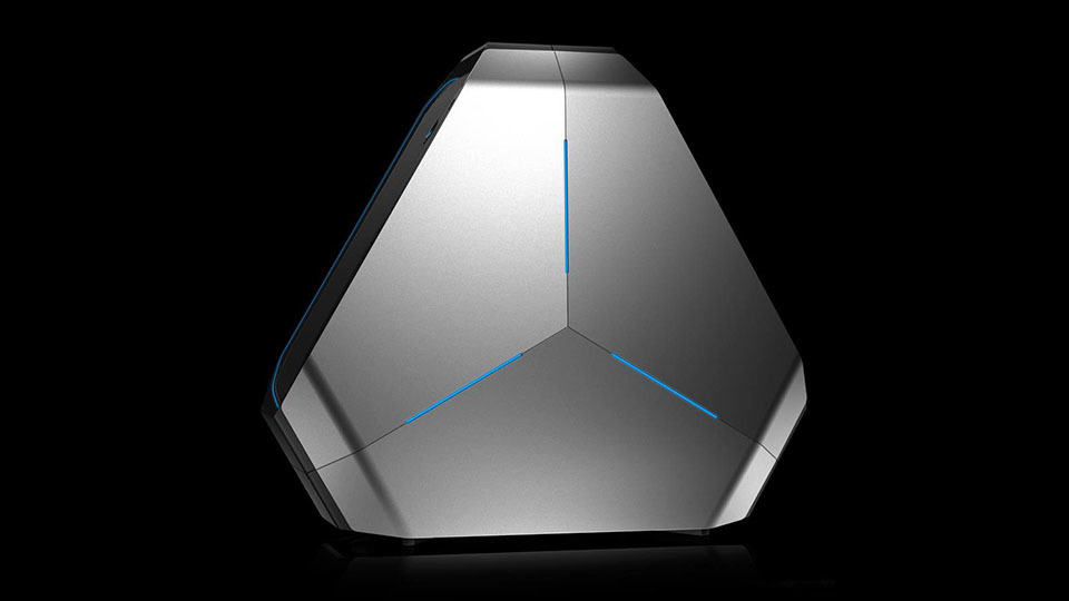 Alienware Upcoming Area-51 Gaming Rig Is As Alien As It Can