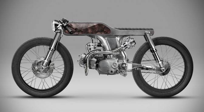 Bandit9 Bishop Concept Will Make You Fall In Love With Cafe Racer-style Motorbike All Over Again