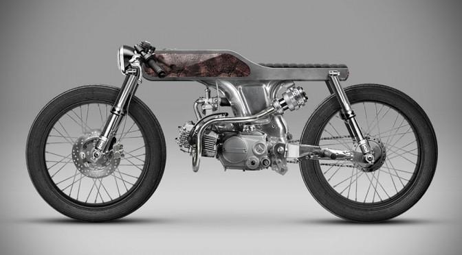 Bandit9 Bishop Concept Motorcycle