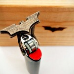 Batman Won't Leave His Marks Everywhere, But You Can With This Batman Branding Iron