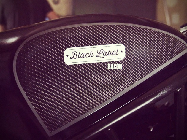 Black Label Bacon Bike