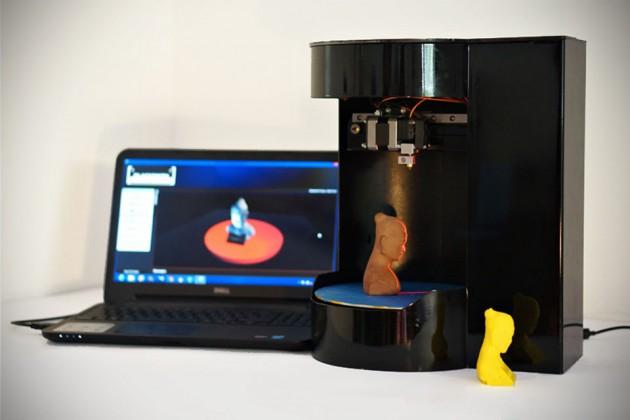 Blacksmith Genesis Rotary 3D Printer