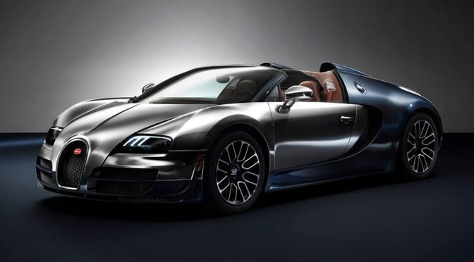 Bugatti Veyron Grand Sport Vitesse Ettore Bugatti Edition (Not A Typo)