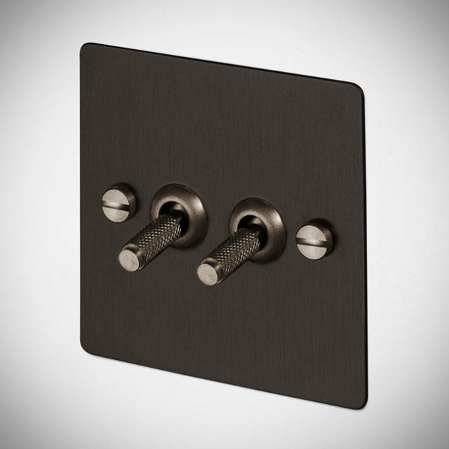 Buster & Punch Light Switches - Smoked
