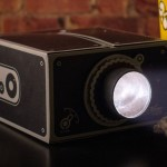 You Have Seen The Paper Digital Camera, Now Meet The Cardboard Smartphone Projector