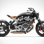 Confederate X132 Hellcat Speedster – The Same Record Breaking Bike, Only More Handsome
