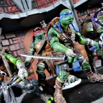 Someone Just Turned Toy-ish TMNT Action Figures Into Awesome Movie-accurate Collectibles