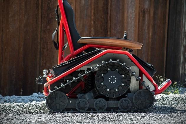 Der Ziesel Sport Vehicle
