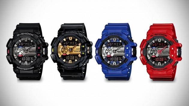 G-SHOCK GBA-400 Watch