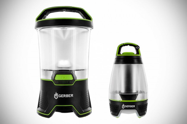 Gerber Freescape Large and Small Lanterns