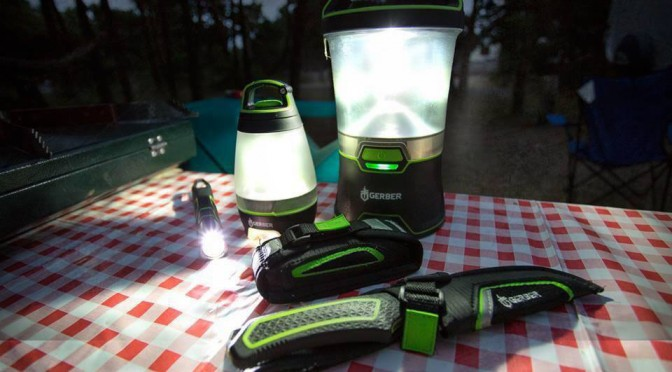 Gerber Introduces Freescape Series Camping Gears To Make Camping More Enjoyable