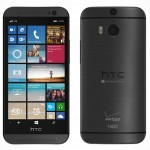 U.S. Carrier Verizon Wireless Gets HTC One M8 Windows Variety