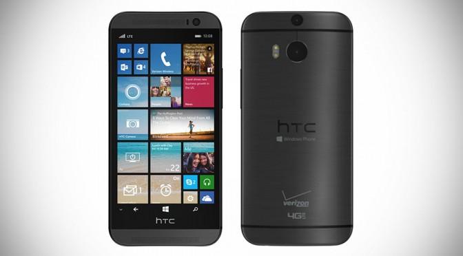 U.S. Carrier Verizon Wireless Gets HTC One M8 Windows Variety