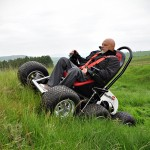 Hexhog Gives Wheelchair-bound Users The Power To Explore The Backcountry Terrains