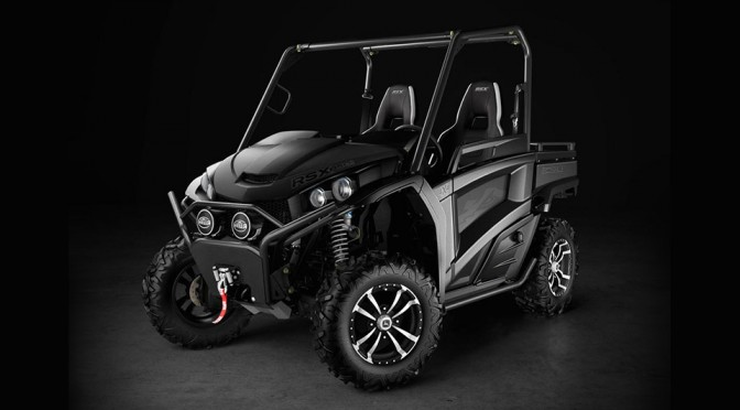 John Deere Gave Its Gator Utility Vehicles The Tactical Edge With Midnight Black Makeover