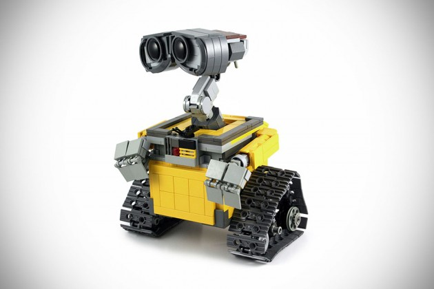 LEGO Wall⋅E by Angus MacLane