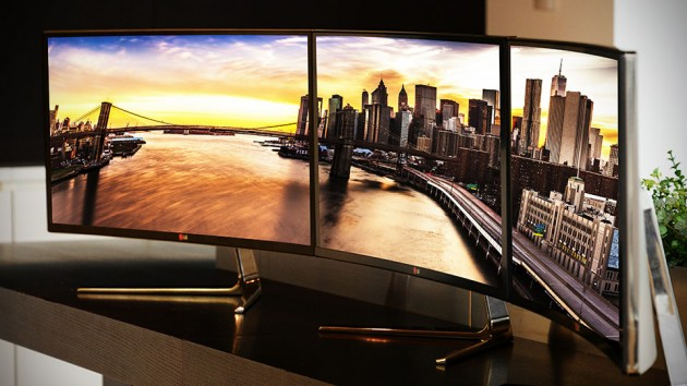 LG 34UC97 IPS 21:9 Curved UltraWide Monitor