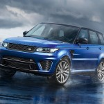550HP Range Rover Sport SVR Is Officially The Fastest, Most Powerful Land Rover Yet
