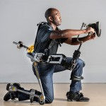 U.S. Navy Acquires Lockheed Martin FORTIS Exoskeleton Suits For Ship Maintenance Works