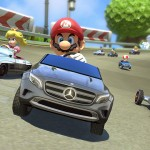 Look! Mario And Gang Now Drives Sweet, Iconic Mercedes-Benz Cars In Mario Kart 8