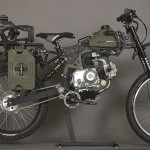 If Mopeds Had Never Caught Your Eyes, This One That's Geared For Survival Might