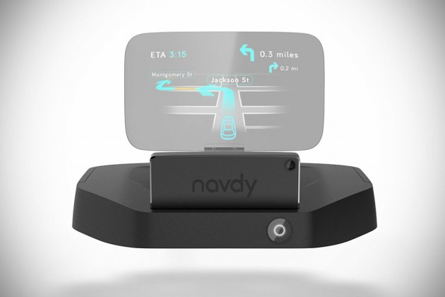 Navdy Portable Head-up Display