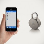 Say Goodbye To Keys And Codes, Cos' Bluetooth Padlock Is Finally Here