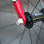 Locking Wheel Nuts Come To Bicycle, Prevents Your Bike Wheels From Getting Stolen