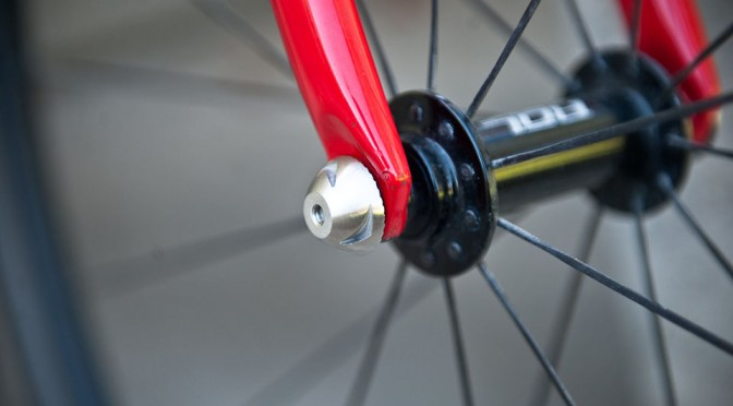 Locking Wheel Nuts Come To Bicycle Prevents Your Bike